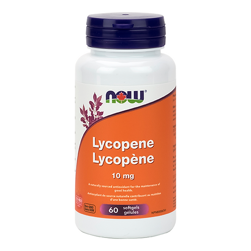 Now Lycopene 10mg