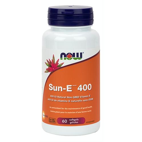 Now Sun-E 60 softgel
