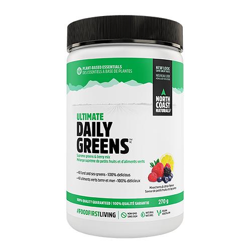 North Coast Daily Greens 270g