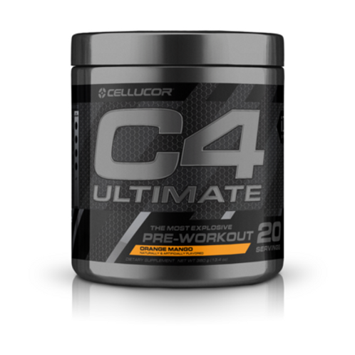 Cellucor C4 Ultimate 20 serving Orange Mango