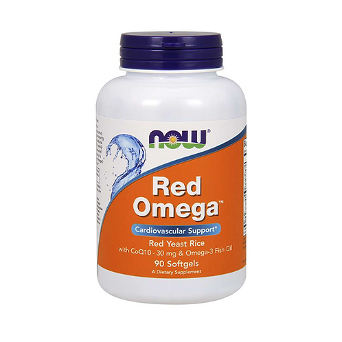 Now Red Omega™ Softgels