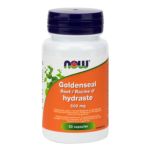 Now Goldenseal Root 500mg
