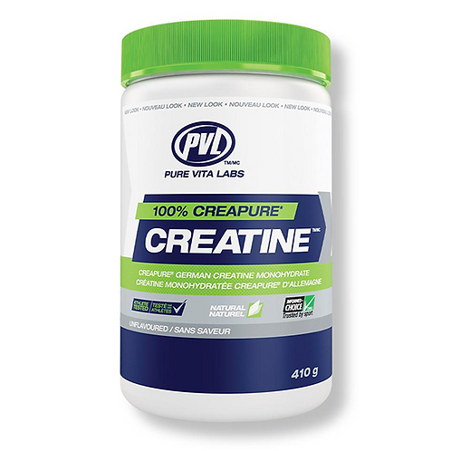 Pure Vita Labs Creatine 100% CREAPURE 410g