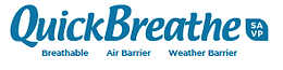 KPNE QuickBreathe SA VP Building wrap self adhesive WRB breathable air barrier commercial grade