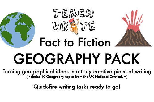 Geography Pack