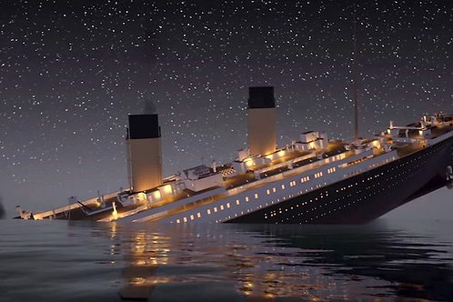 Titanic: The Day it Went Down