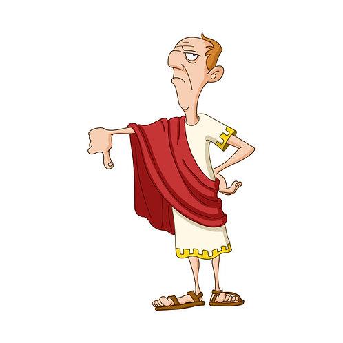 Revolting Romans!