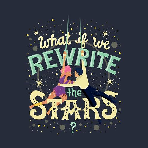 Karaoke Comprehension - Rewrite the Stars
