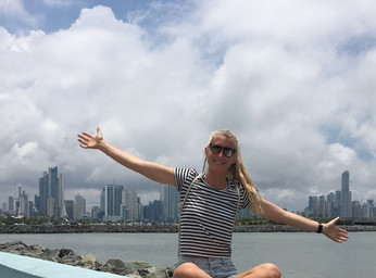 A Layover in Panama