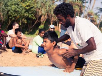 Surf Kids Club Medawatta