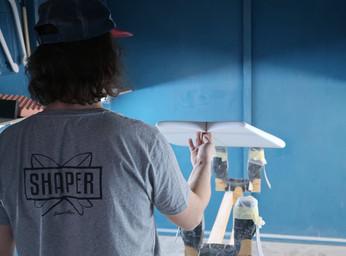 Backboards - Wie aus Brötchen Surfbretter wurden