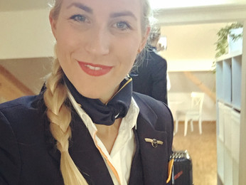 24 hours in the life of a flight attendant - Part 1