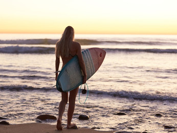 The sounds that surf your soul...