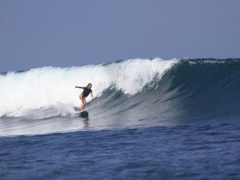 Girls Gone Surfing - Janine Reith