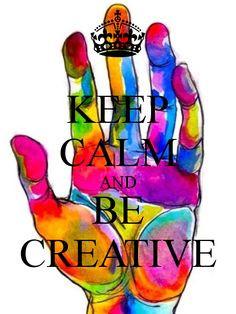 Будь творческим!