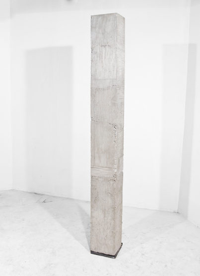COLUMN. concrete, lead