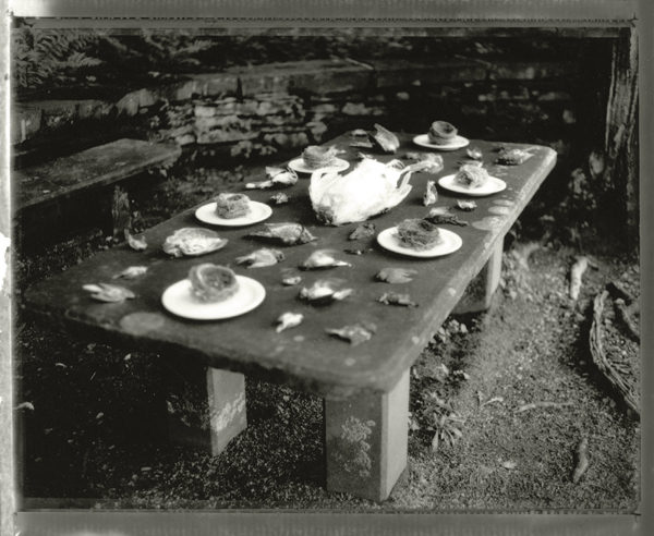 PRODUCTION, silver gelatin print