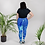Lost at Sea Leggings plus size back