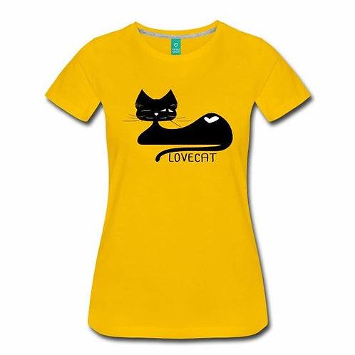Love Cat Women's T-Shirt