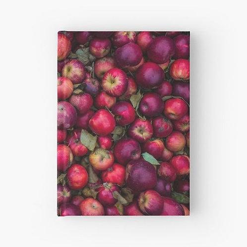 Bushel of Apples Hardbound Journal