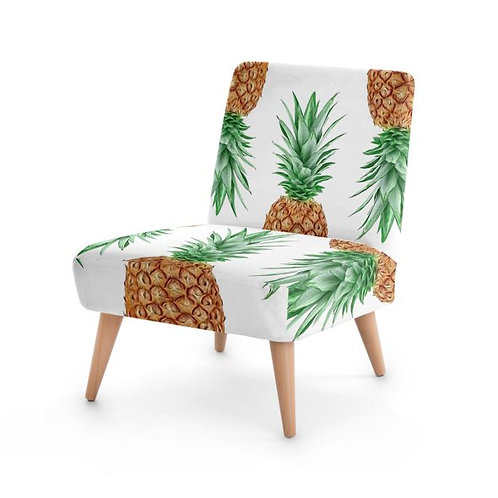 Pineapple Power Occasional Chair
