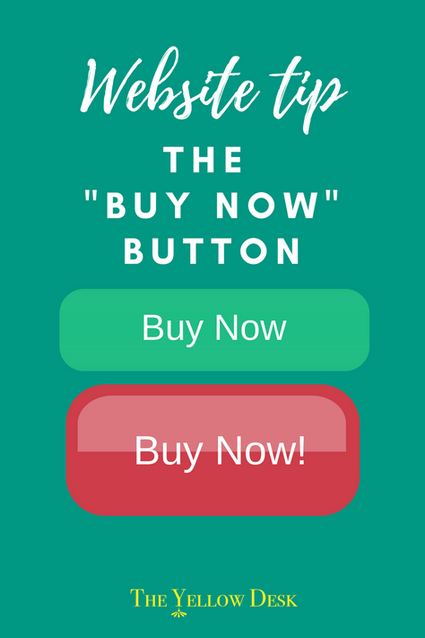 Buy Now Button: A Website Tip