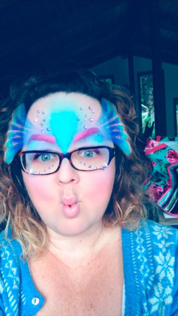 Snapchat Mermaid