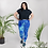 Lost at Sea Leggings plus size front