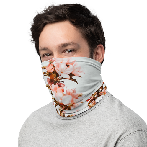 Cherry Blossoms Gaiter male mask