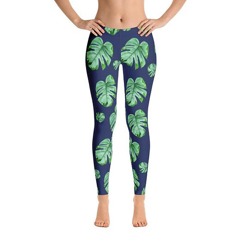 Philodendron Leggings