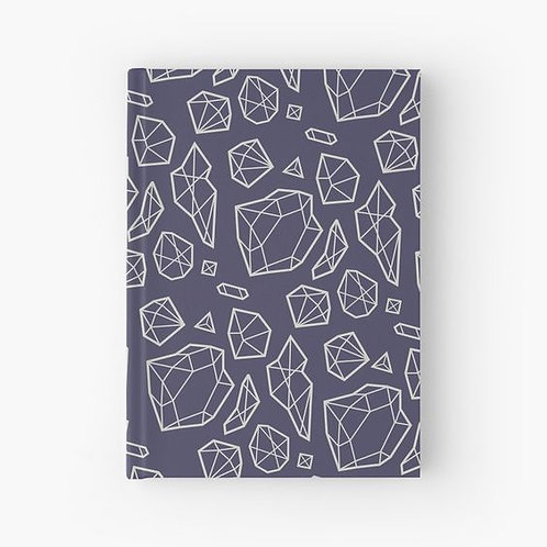Bling Bling Hardbound Journal