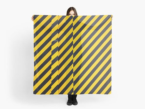 Caution Scarf