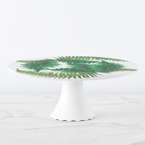 For the Love of Ferns Cake Stand