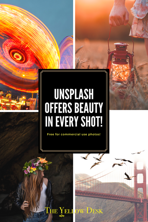 Unsplash Offers Beauty in Every Shot