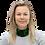 Cascade of Ferns Gaiter woman scarf