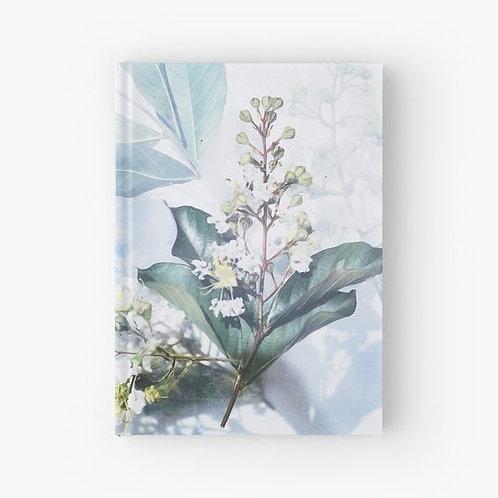 Delicate Bouquet Hardbound Journal