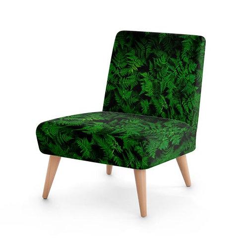 Cascade of Ferns Occasional Chair
