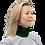 Cascade of Ferns Gaiter woman scarf right