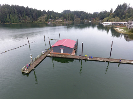 Dock Maintenance and Repair Notice from TLBP