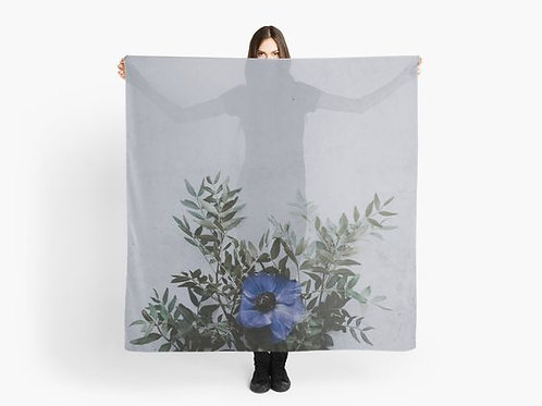 Wallflower I Scarf