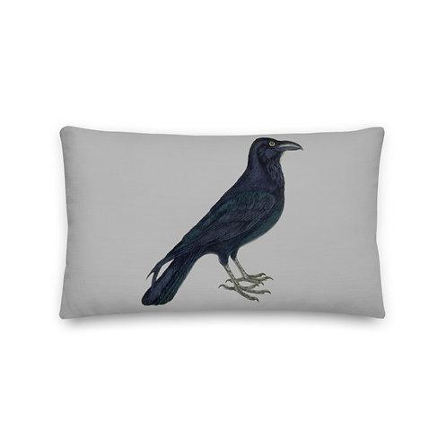 Quoth the Raven Premium Pillow