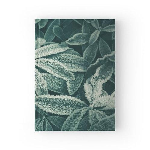 Frosted Rhodies Hardbound Journal