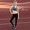 Sinner Leggings full length athletic model