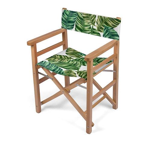 Feeling Tropical? Directors Chair