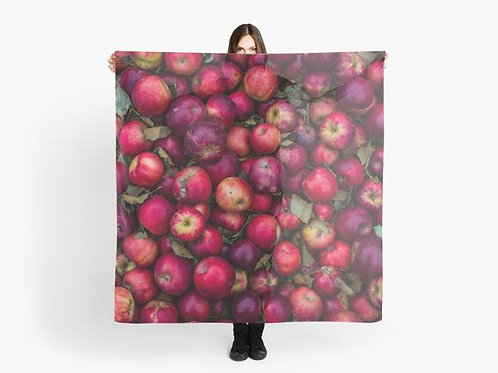 Bushel of Apples  Scarf