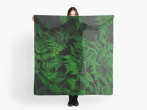 Cascade of Ferns Scarf