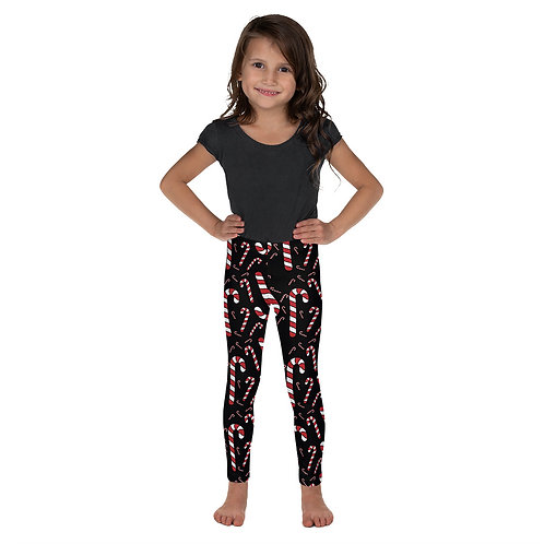 Candy Cane Kid's Leggings