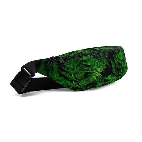 Cascade of Ferns Hip Bag  right