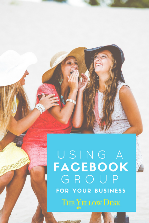 Using a Facebook Group for Your Business