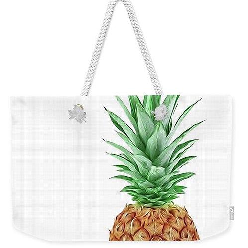 Pineapple Power Weekender Tote